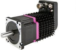 Integrierter Schrittmotor - Colibri 34